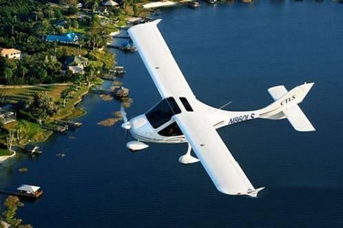 2014易航航空赴美留学-飞行员培养签约就业计划